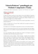 Gemellaggio I.C. Traina - I.C. Allende